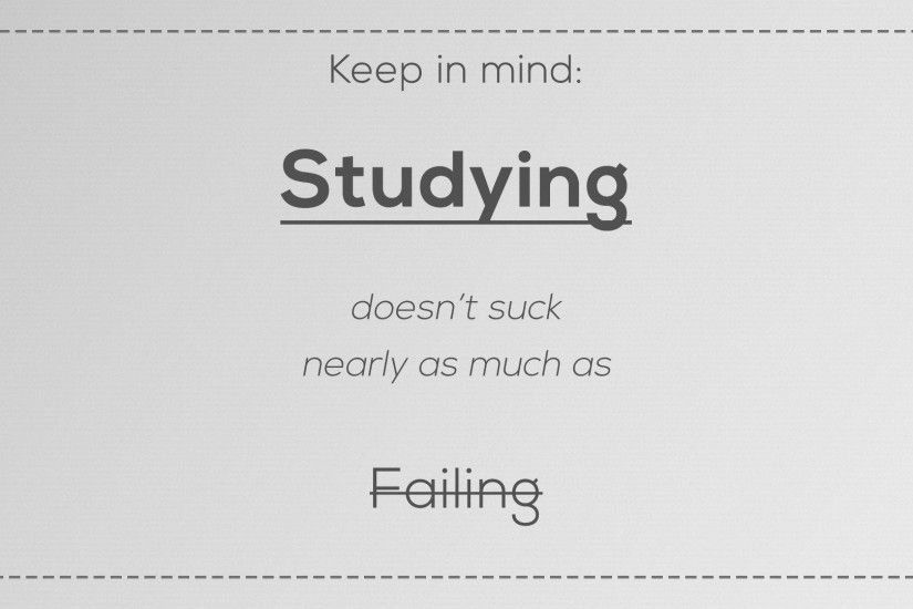 Study Quote Motivational Wallpaper - MixHD wallpapers