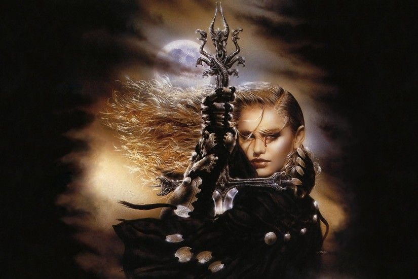 Luis Royo Royo Wallpaper At Fantasy Wallpapers