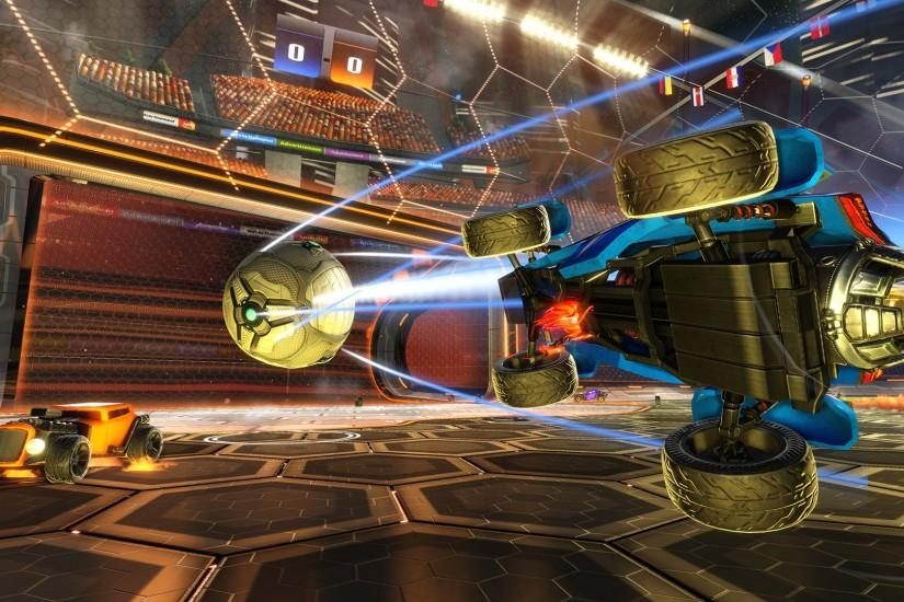 Rocket League Needs To Be The Next Big eSport