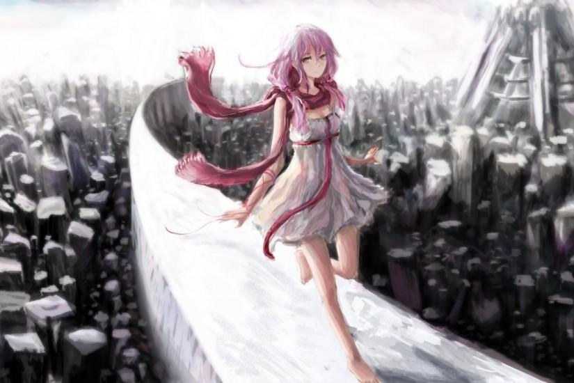 Free Download Guilty Crown Wallpaper