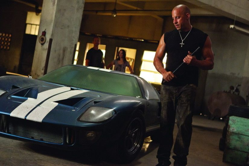 Vin Diesel Fast And Furious Wallpapers Wallpaper 1920×1200