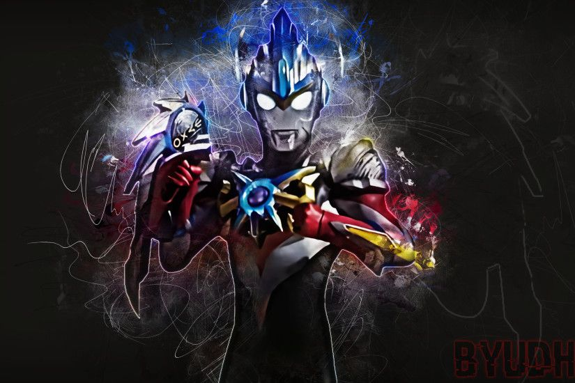 Ultraman Orb Trinity by Byudha11 on DeviantArt