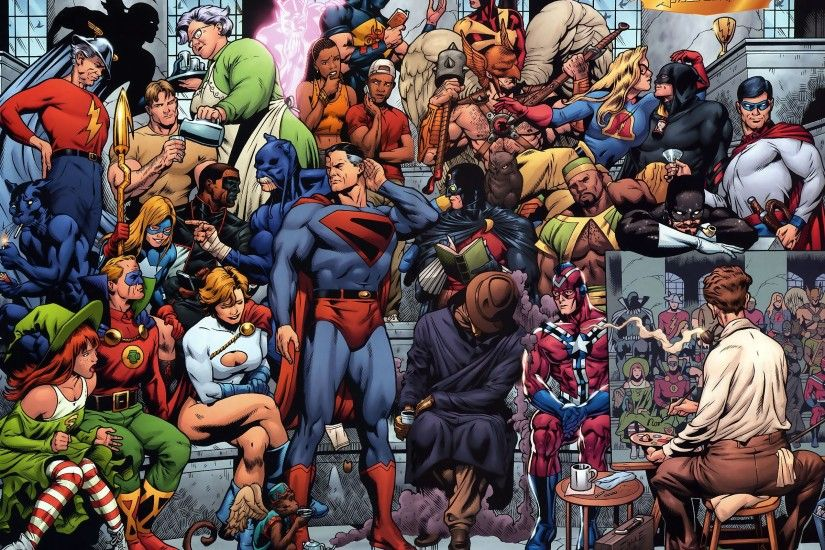 ... 2400x1826 Dc comics wallpaper Wallpaper HD Pinterest Paper walls, Hero