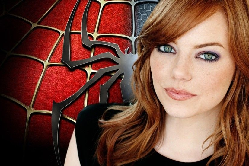 Spider Man, Movies, The Amazing Spider Man, Emma Stone Wallpapers HD /  Desktop and Mobile Backgrounds