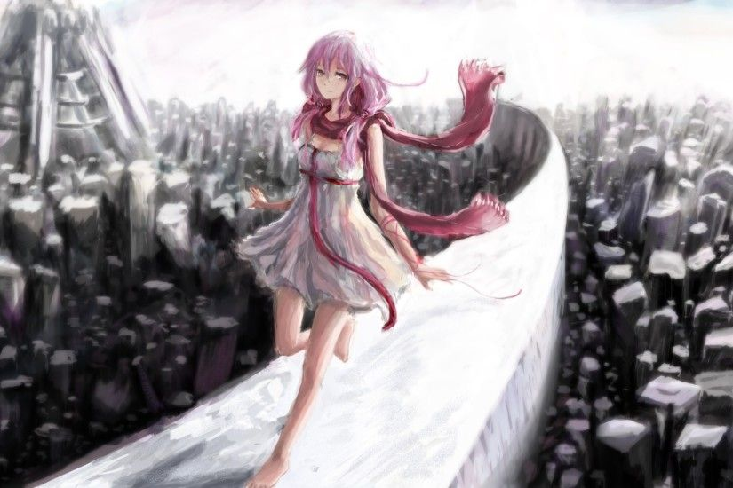 ... Guilty Crown Inori