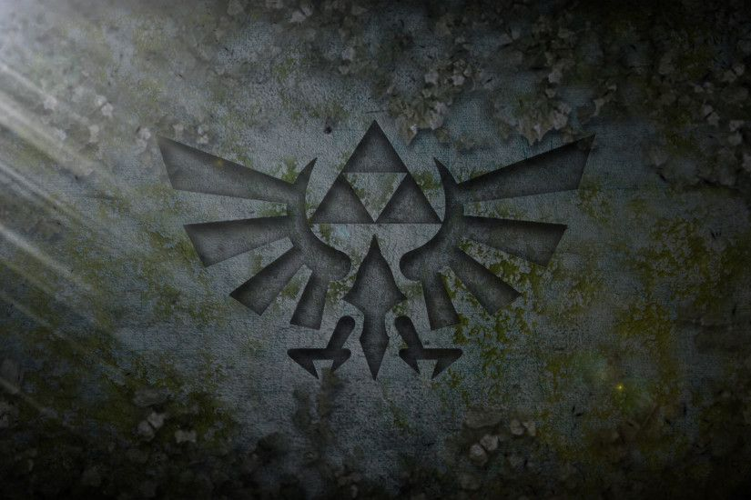 Triforce Stone Wallpaper 4k Zelda by Aalegre