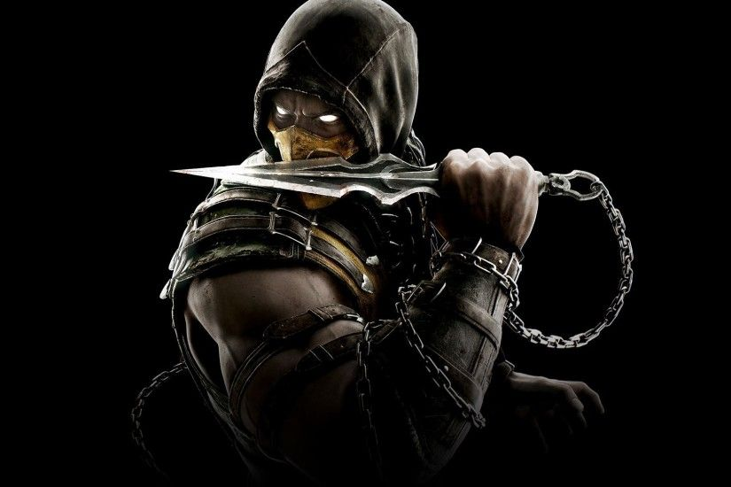 Scorpion Mortal Kombat