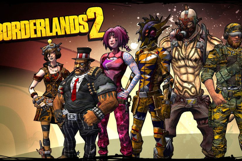 Level 72 OP8 All characters at Borderlands 2 Nexus - Mods and community