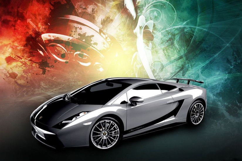 Lamborghini Gallardo Superleggera (20 HD Lamborghini Car Wallpapers)