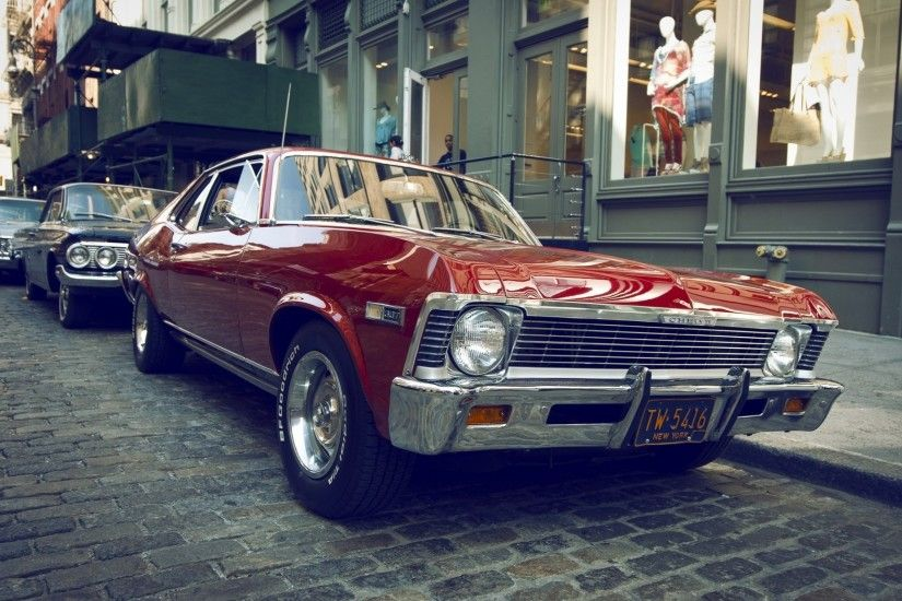 Vehicles - Chevrolet Chevy II Nova Wallpaper