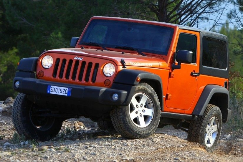 2012 Jeep Wrangler Rubicon wallpaper