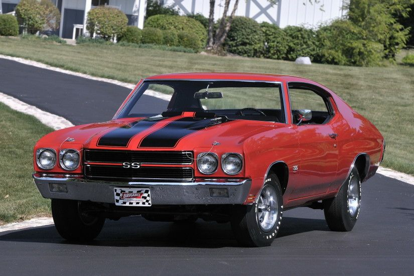 Chevrolet Chevelle SS-454 Coupe 1970 ...