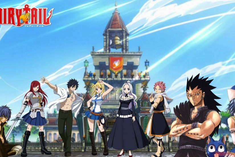 free fairy tail background 1920x1080 1080p