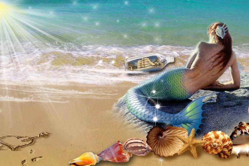 Mermaid 1080p Wallpapers - Wallpaper, High Definition, High Quality .