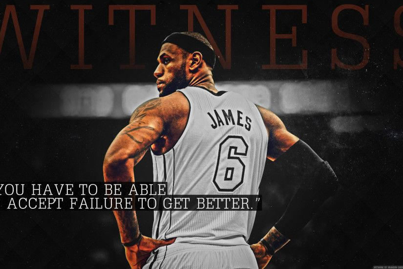 Lebron james quotes wallpapers