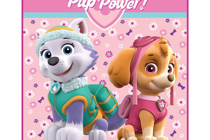 Nickelodeon Paw Patrol Puppy Patch Silk-Touch Throw Deal