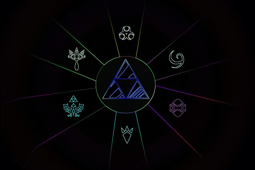 Triforce Zelda · HD Wallpaper | Background ID:27387