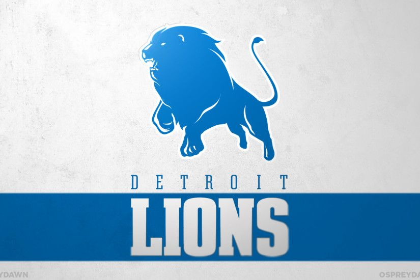 Detroit Lions Wallpapers for iPad