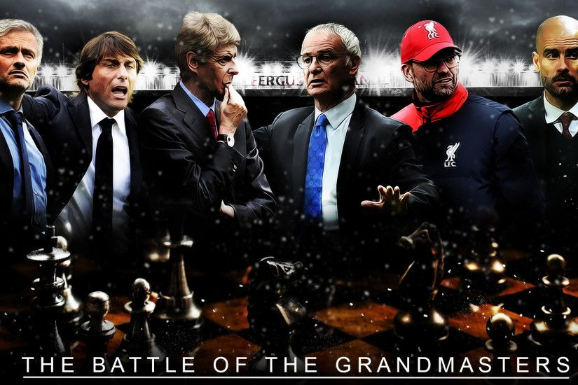 English Premier league managers wallpapers by Ropn1996 English Premier  league managers wallpapers by Ropn1996