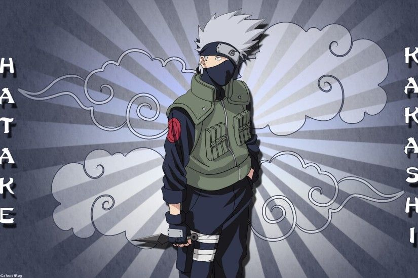 Anime - Naruto Kakashi Hatake Wallpaper
