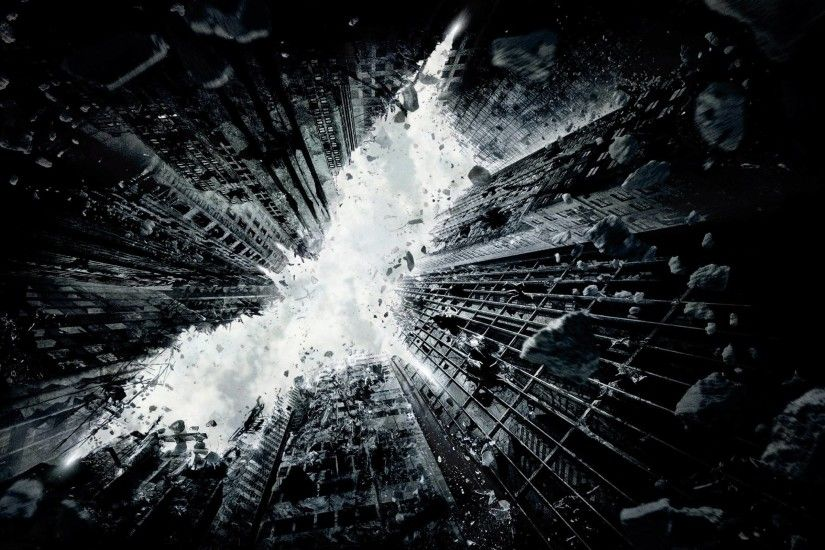 Batman Dark Knight Rises Wallpaper 3 - 2640 X 1600