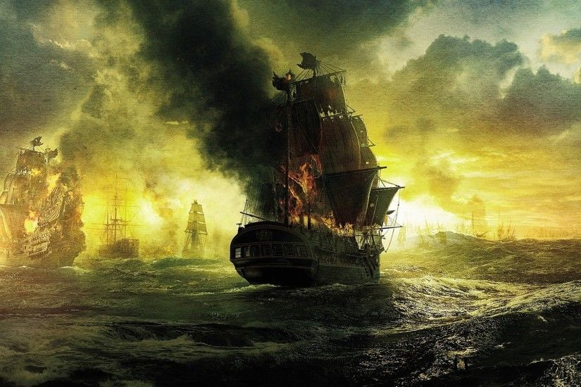 pirates-ship-on-fire-wallpaper (.