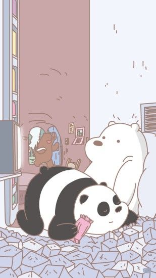We Bare Bears Wallpapers Wallpapertag