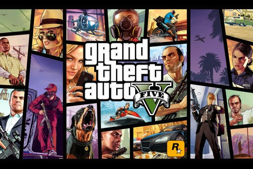 GTA 5 Wallpapers – 28 of the Best - SETUIX.