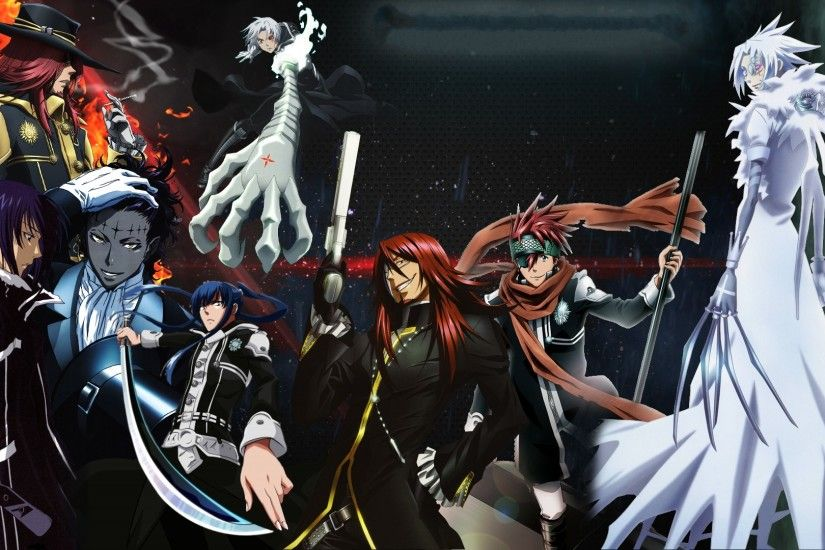 ... d gray man desktop background wallpapercraft ...