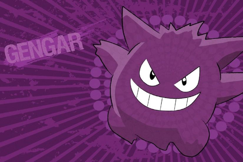 cool gengar wallpaper 1920x1080 cell phone