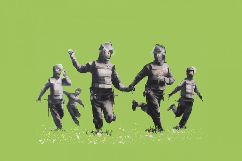 banksy wallpaper 1920x1200 for ipad 2