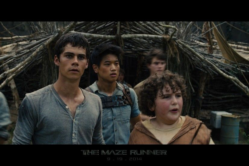 The Maze Runner Film images New still from the movie HD wallpaper and  background photos