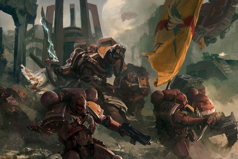 Warhammer 40,000 [6] wallpaper