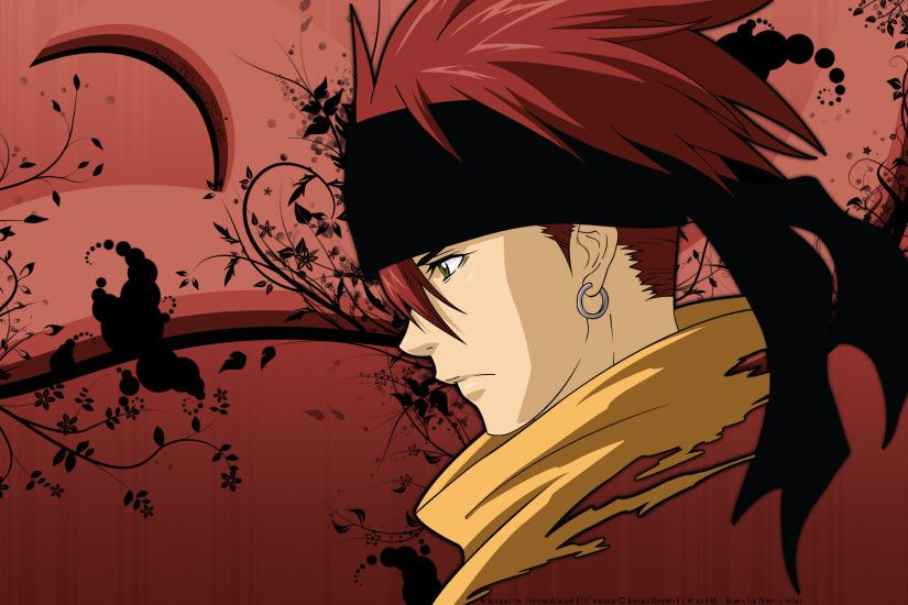 Tags: Anime, D.Gray-man, Lavi, Wallpaper
