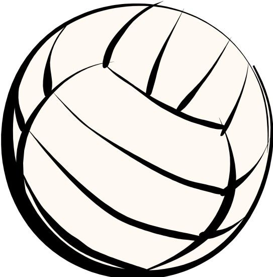 Beach Volleyball Clipart | Clipart library - Free Clipart Images