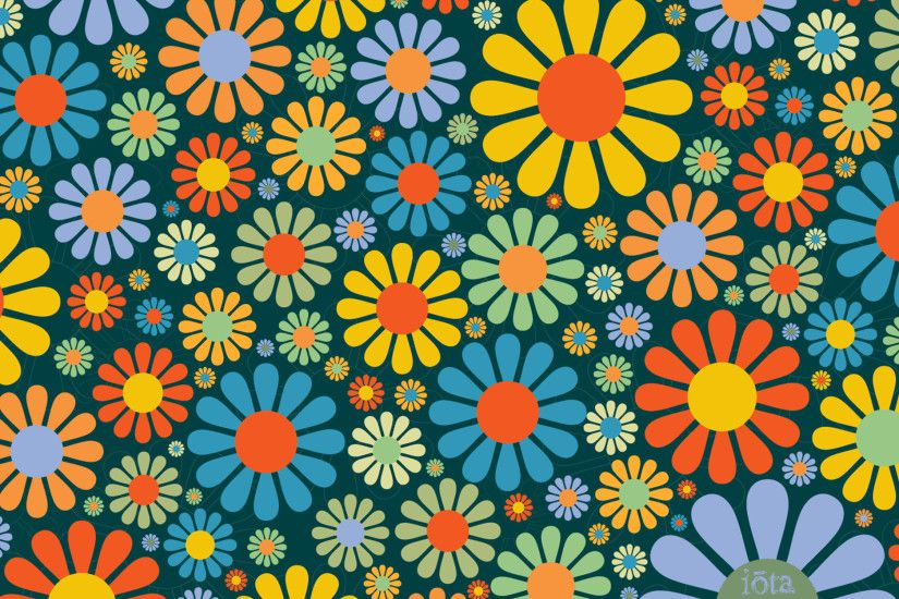 Flower Power Wallpaper - High Quality Images .
