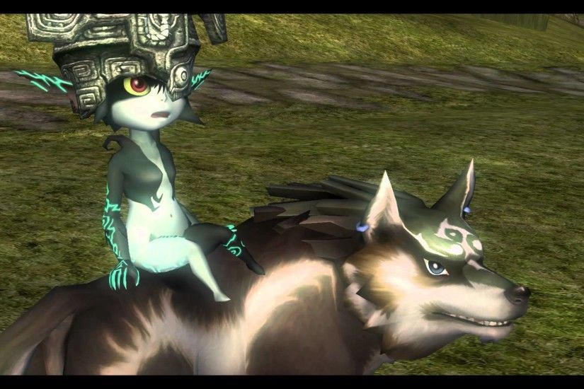 The Legend of Zelda: Twilight Princess HD - Trailer C - Wolf Link amiibo