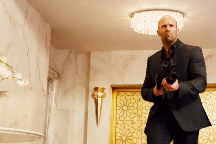 Jason Statham 2016 Furous 7 4K Wallpaper