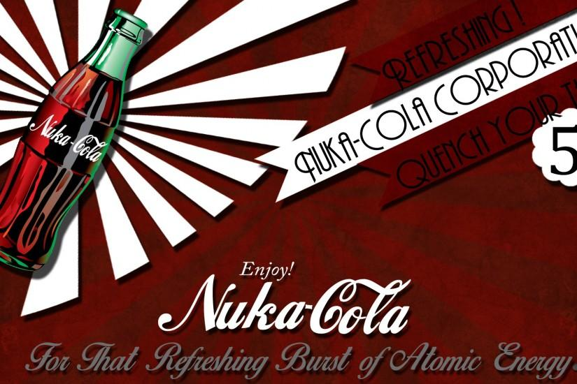 Fallout Wallpapers Nuka Cola Wallpaper Background With HD Desktop