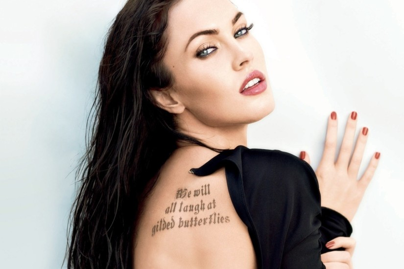 20 Stunning Megan Fox Wallpapers - My Free Wallpapers Hub