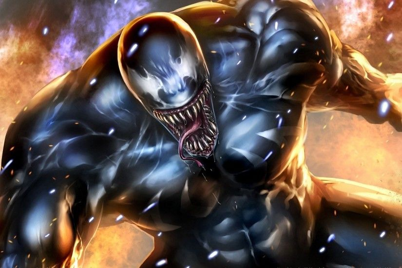 Comics - Venom Wallpaper