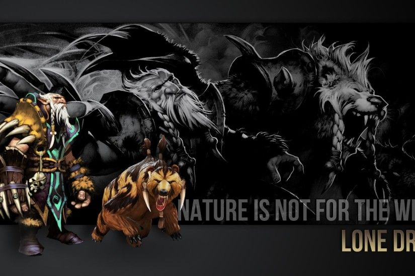 New Druid Wallpapers Wallpaper Cave