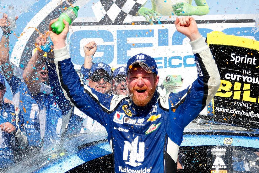 Winners & Losers: Dale Earnhardt Jr. relishes win, spot in Chase | Sporting  News