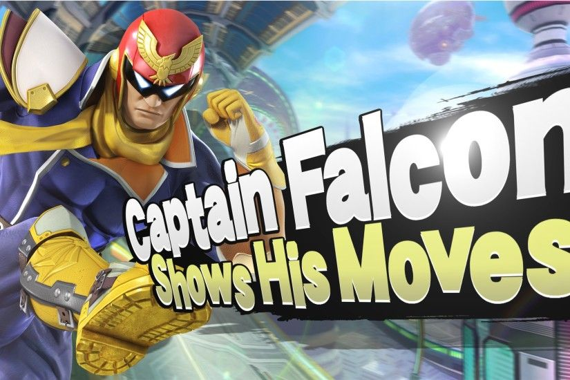 ~Captain Falcon Montage!