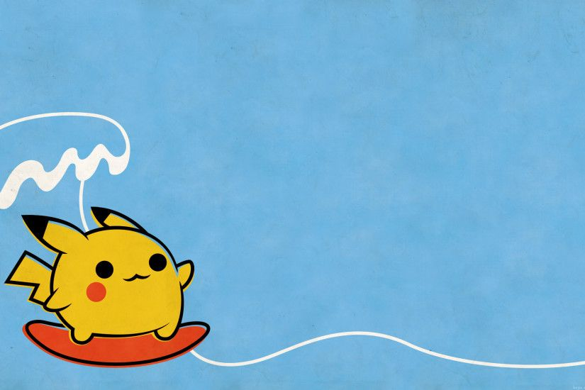 Pikachu And Squirtle Wallpapers Desktop Background