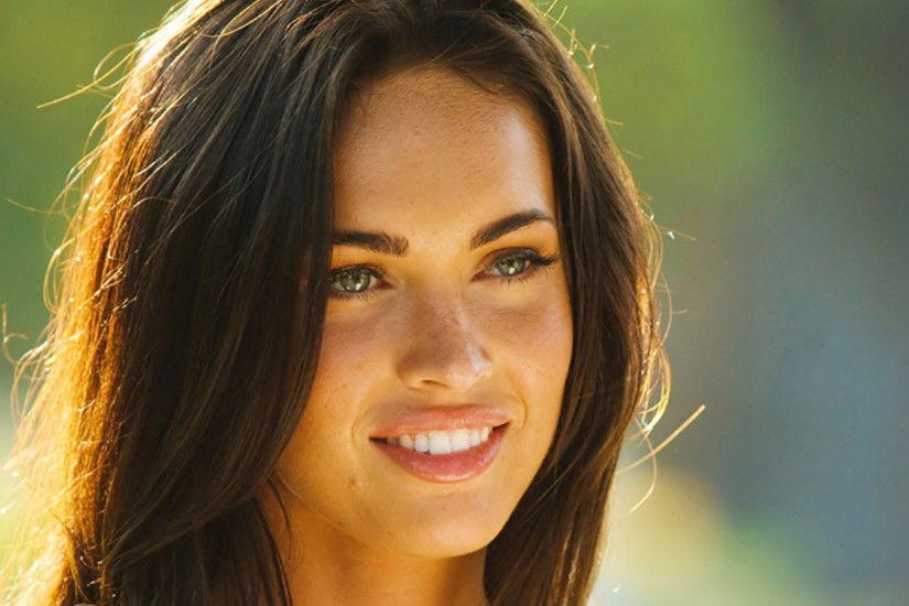Cute Megan Fox Wallpaper