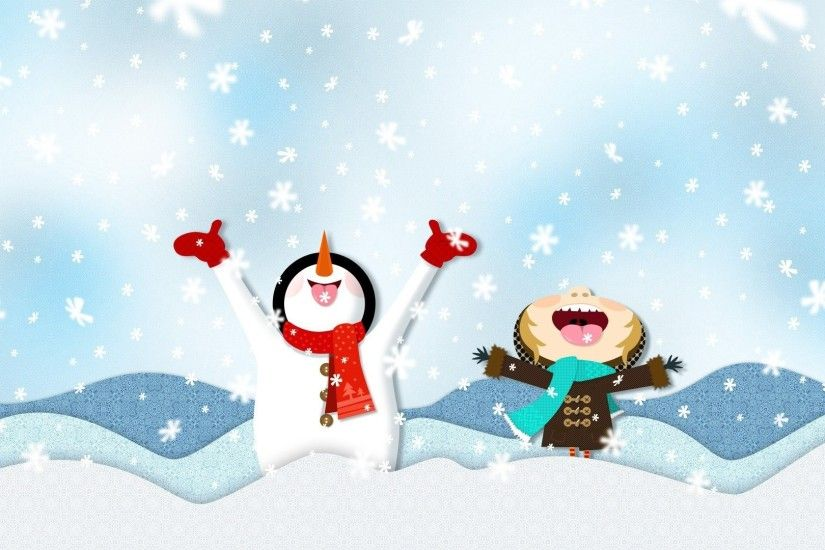 HQ Wallpapers Plus provides different size of Snow Cartoon Hd Images. You  can easily to