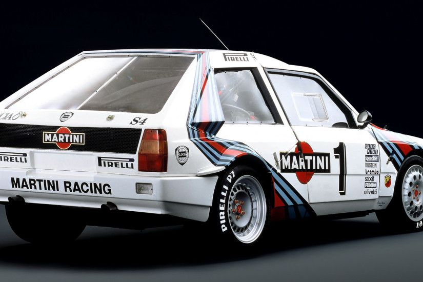 1985 Lancia Delta S4 Group B picture