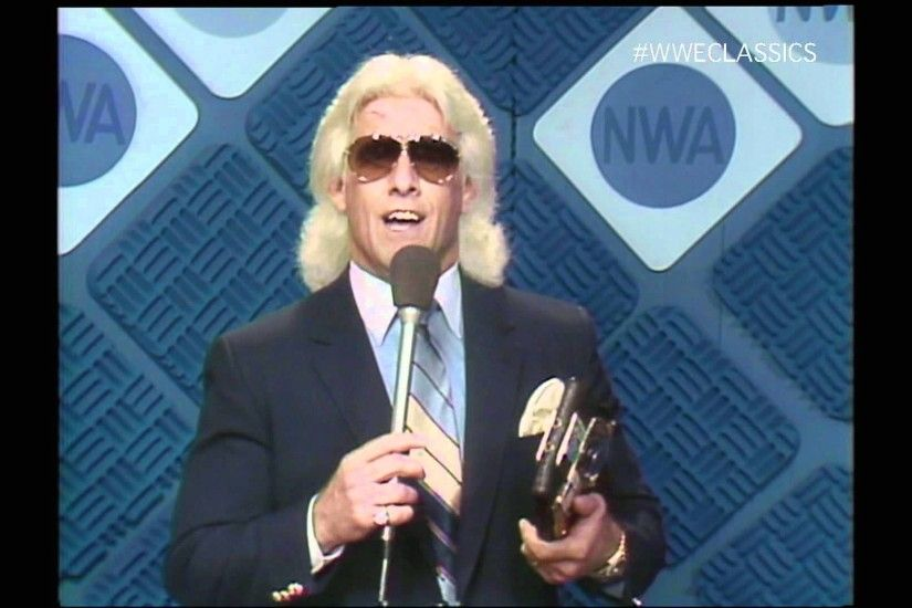 Ric Flair Promo NWA 4/20/85