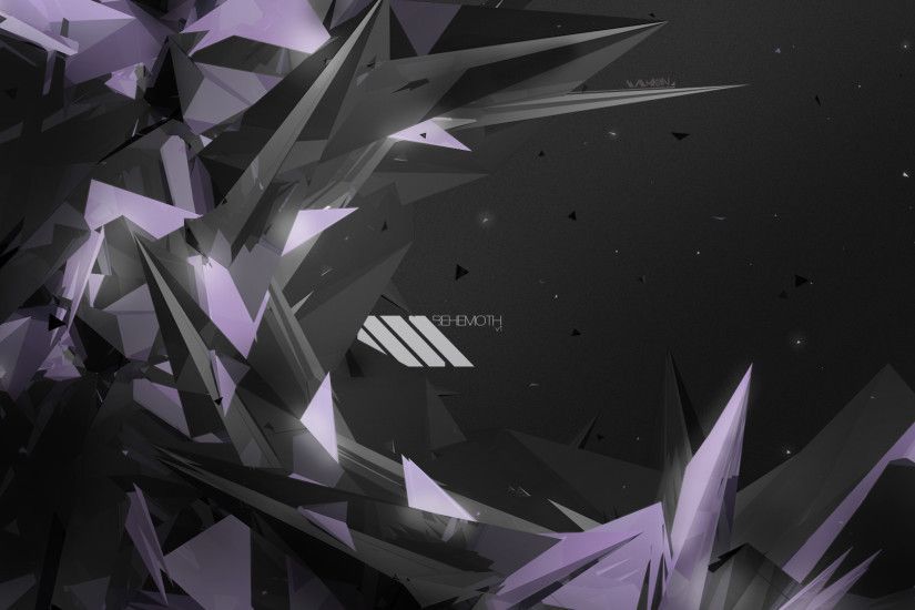 Abstract - Geometry Shapes Wallpaper